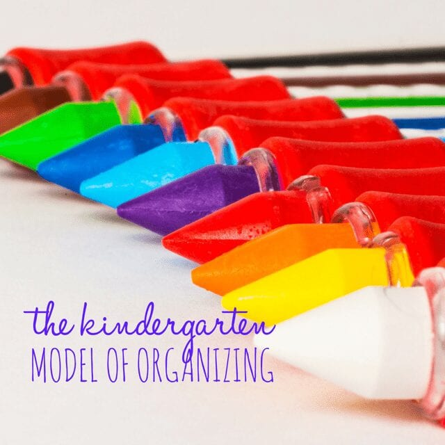 The Best Organizing Tips for Busy Back to School Families