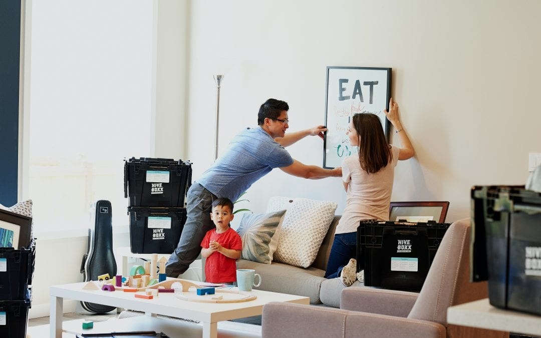 Five Organizing Tips for an Easier Move
