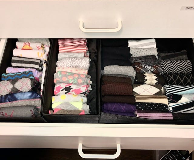 Organize and Clothes