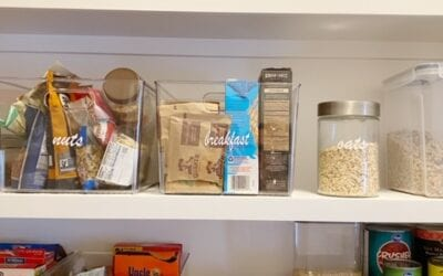 My Favorite Organizing Products for the Pantry
