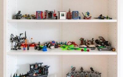 Simple Solutions for LEGO® Organizing