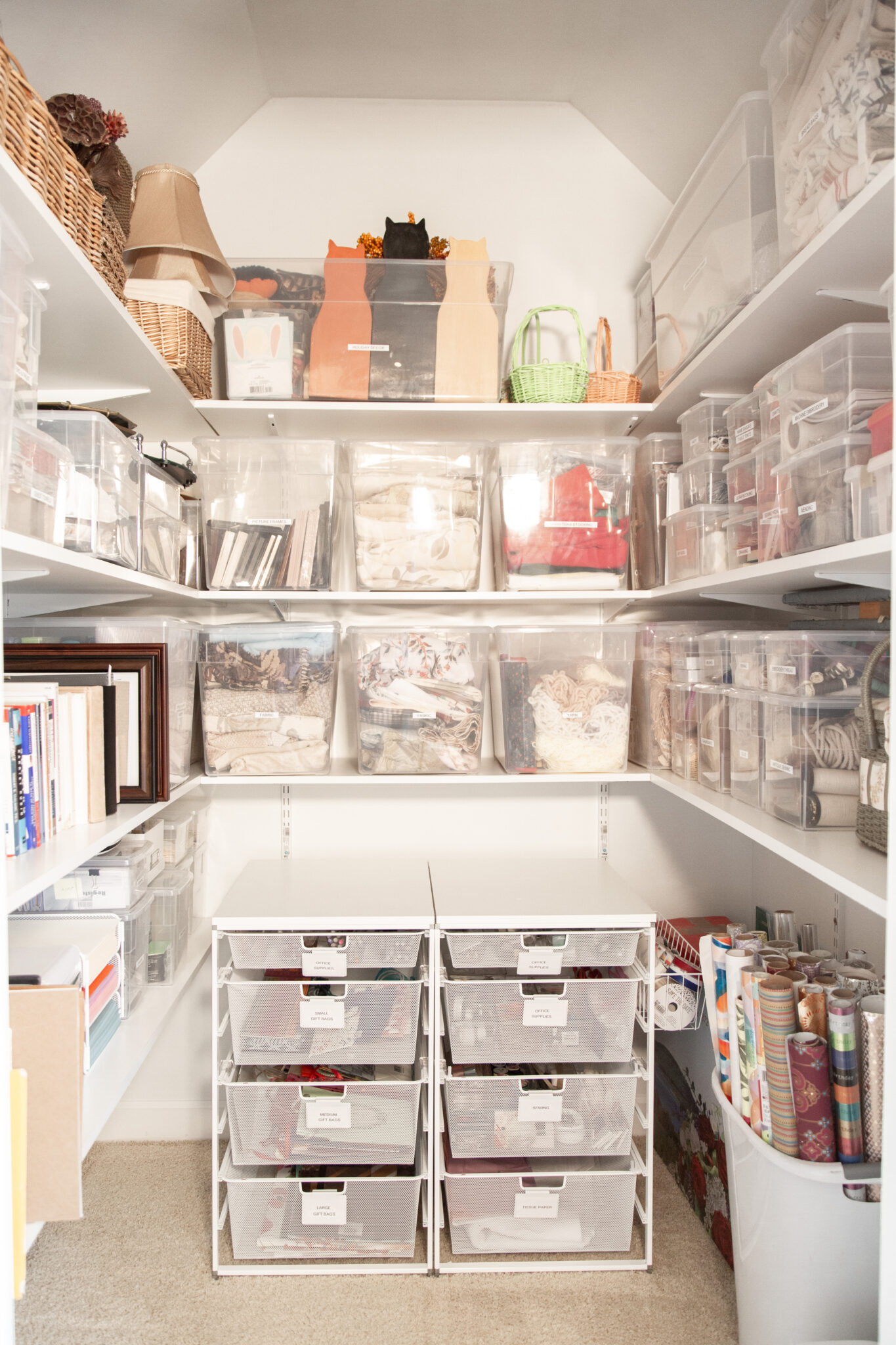 Organizing Your Closets Post Move